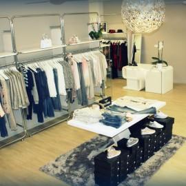 Noee Noée Frankfurt Boutique Damenboutique Damenfachgeschäft Bekleidung Frankfurt Schillertrasse Geschäfte